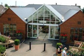 Rumwood Nurseries and Garden Centre Shop
